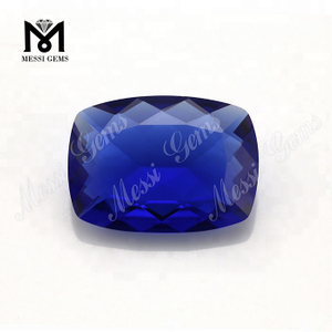 high quality machine cut colored glass gems