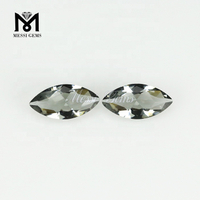 Loose Gemstones Faceted Marquise 3 x 6mm Machine Cut Glass Stone