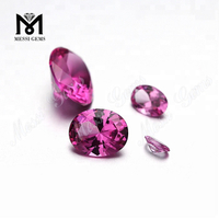 Wholesale 10*12mm Oval Color Changing Nanosital Gemstone