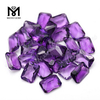 Octagon Cut Synthetic Amethyst Hydrothermal Quartz Stones
