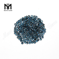Wholesale london blue topaz gems semi precious stones price per carat