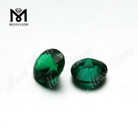 factory direct sale machine cut loose gems emerald gems