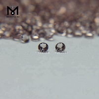 Wholesale Price Round 1.5mm Morganite Color Nano Gemstone
