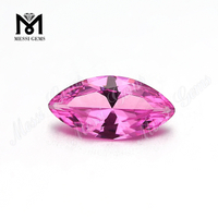 Marquise 7x14MM Color Change Pink Nanosital