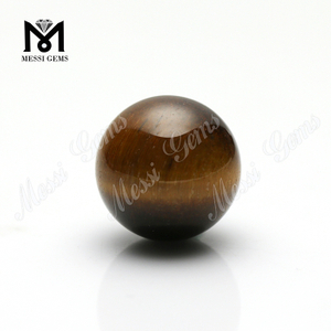 Wholesale Round Rough Tiger Eye Bead For Jewelry Making
