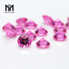 Synthetic 3.5mm 2# ruby price pink ruby stone