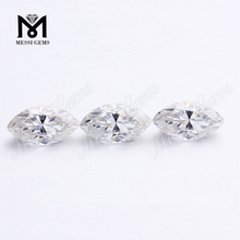 Wholesale moissanites price brilliant marquise cut moissanites for ring
