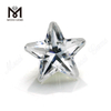 Loose 6.5x6.5mm DEF White Synthetic Star Cut moissanite diamond Stone Price
