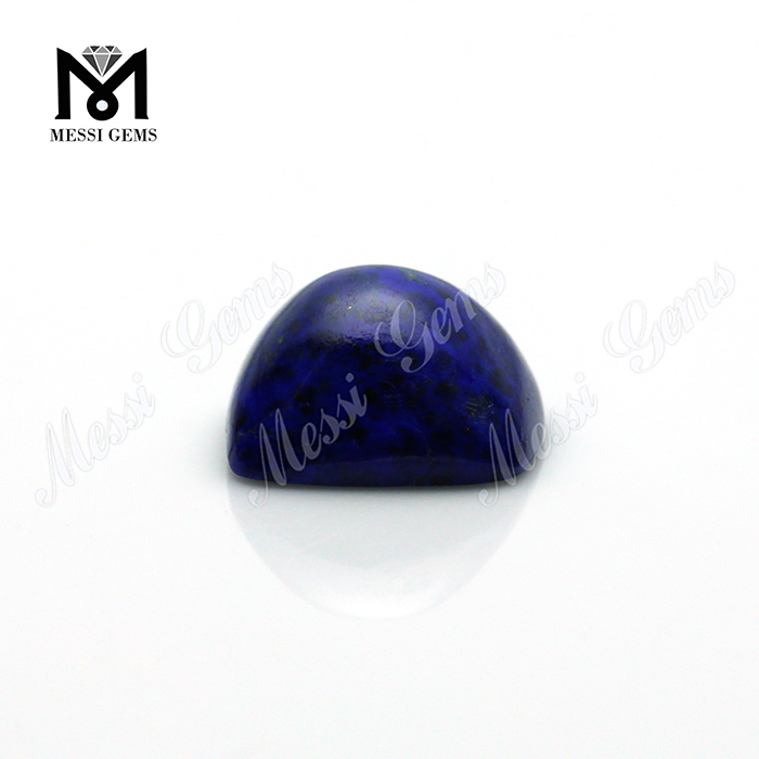 Popular Gemstones Fancy Shape Polished Lapis Lazuli Stone