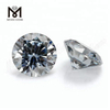 1 carat Moissanites moissanite diamond Stones Round Brilliant Cut Gray Moissanites