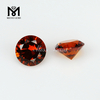 Factory Price Loose Gemstone Round Citrine Nano Gems