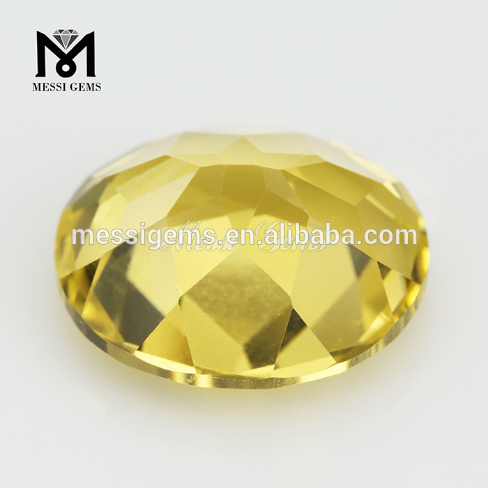color change Super Light #204 Messi gems Nanosital Created Gemstone