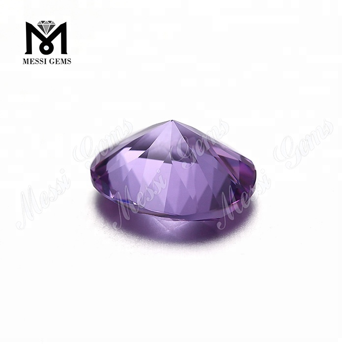 Wholesale price #131 Color change purple nanosital stone