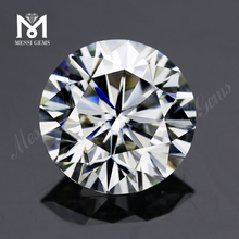 Wholesale price 1 carat 6.5mm DEF VVS1 moissanite price lab grown diamond loose gemstone