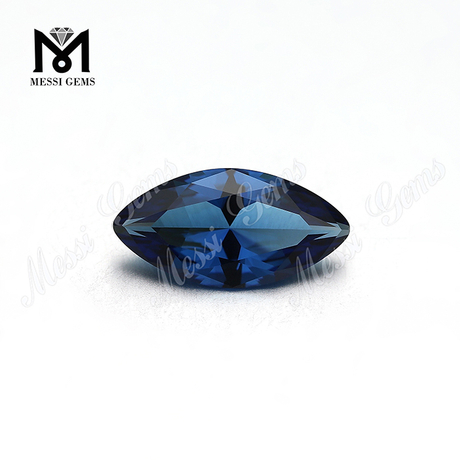 machine cut high quality nanosital gems stone
