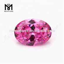Factory Direct Sell Cubic Zirconia Oval Loose CZ Stone