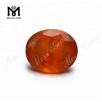 Loose High Quality 10*12mm Oval Cut Nanosital Stone