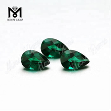 Synthetic Hydrothermal Emerald Stones Price Pear Zambia Emerald