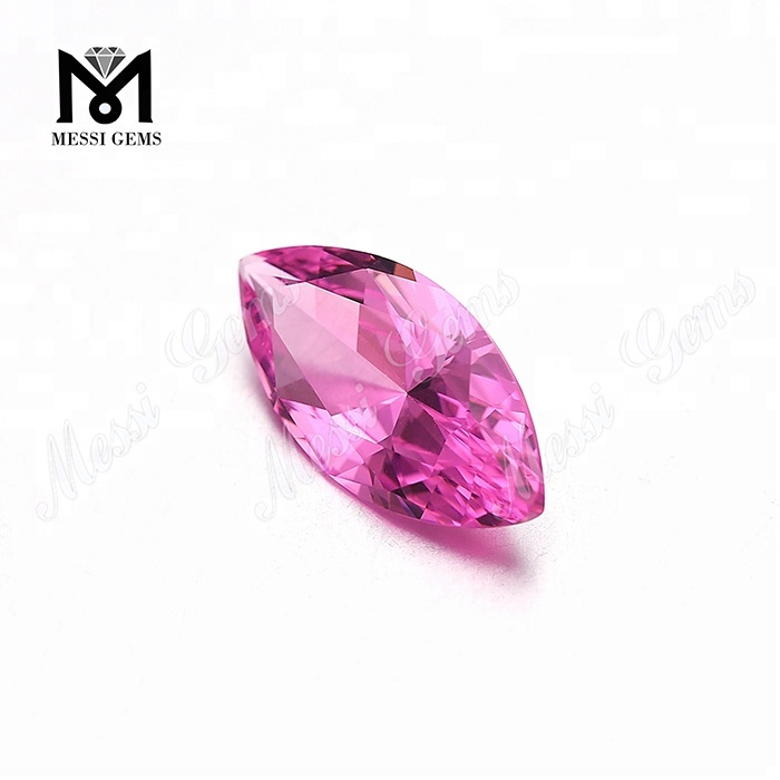 Wholesale Loose Gemstones Marquise Shape #A2462 Colored Change Nanosital Stones Price