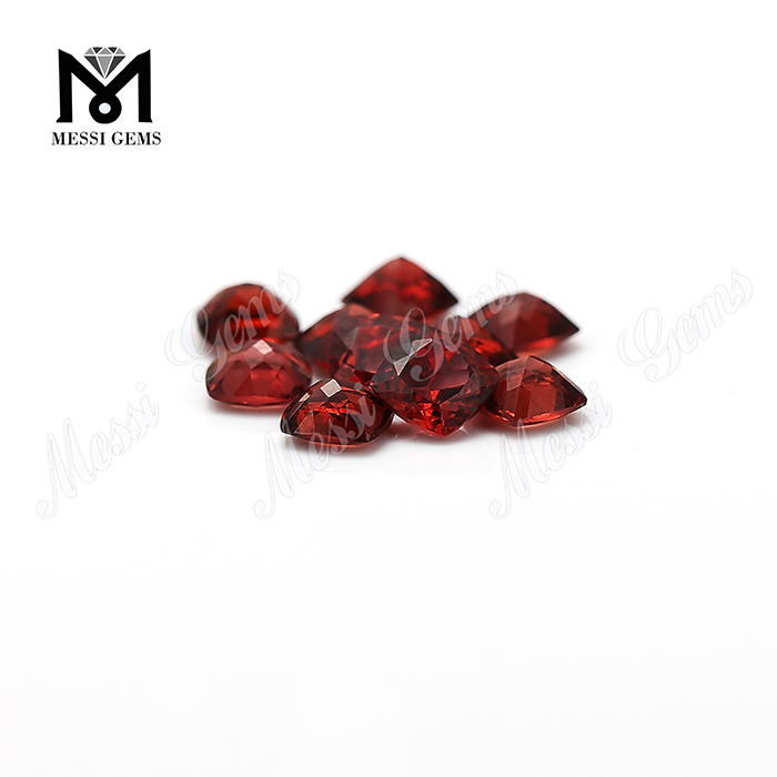 Cushion Cut Natural Mozambique Garnet Loose Stones