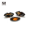Loose coffee marquise 7*14mm CZ Cubic Zirconia Stones Prices