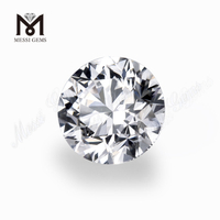 0.606CT Lab grown diamond D VVS1 3Excellent Round Brilliant HPHT Loose CVD Diamond