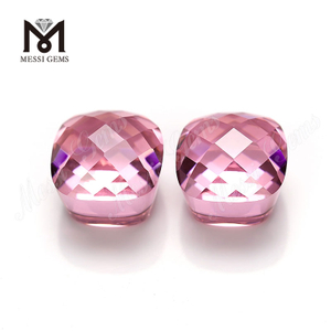 mushroom shape colorful wholesale Cubic Zirconia Stone
