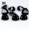 manufacture 6*6 trillion black quality cubic zirconia stones