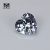 Factory price hight quality 10mm heart shape cubic zirconia gemstone